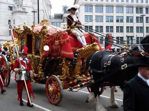 Lord Mayor's Show: Part 794 | Londonist