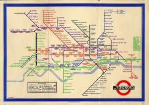 Tube Map Pioneer Harry Beck Receives Blue Plaque | Londonist