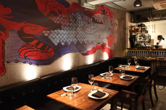 JINJUU London's Best Kimchi Dishes
