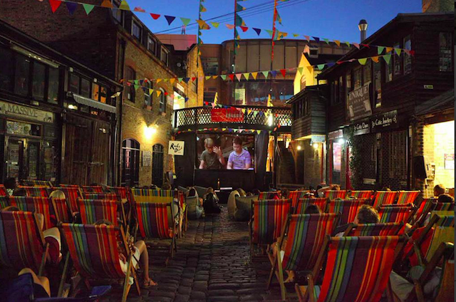 A Guide To Summer 2015s Outdoor Film Screenings Londonist