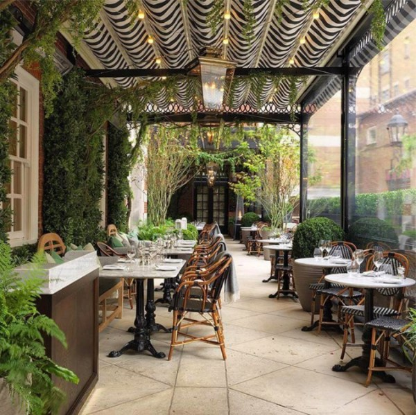 London's Best Restaurants For Al Fresco Dining | Londonist