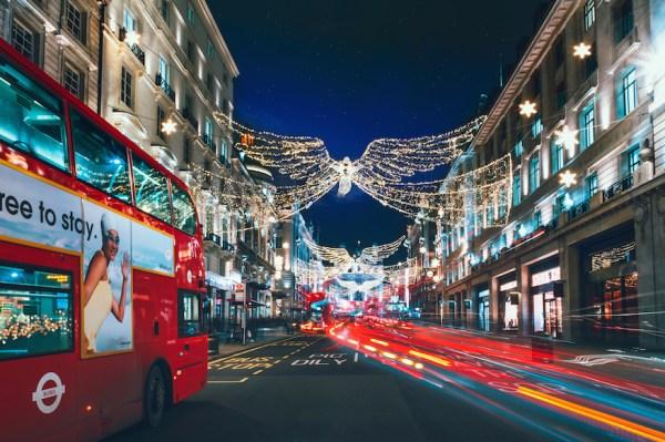 christmas lights london # 4