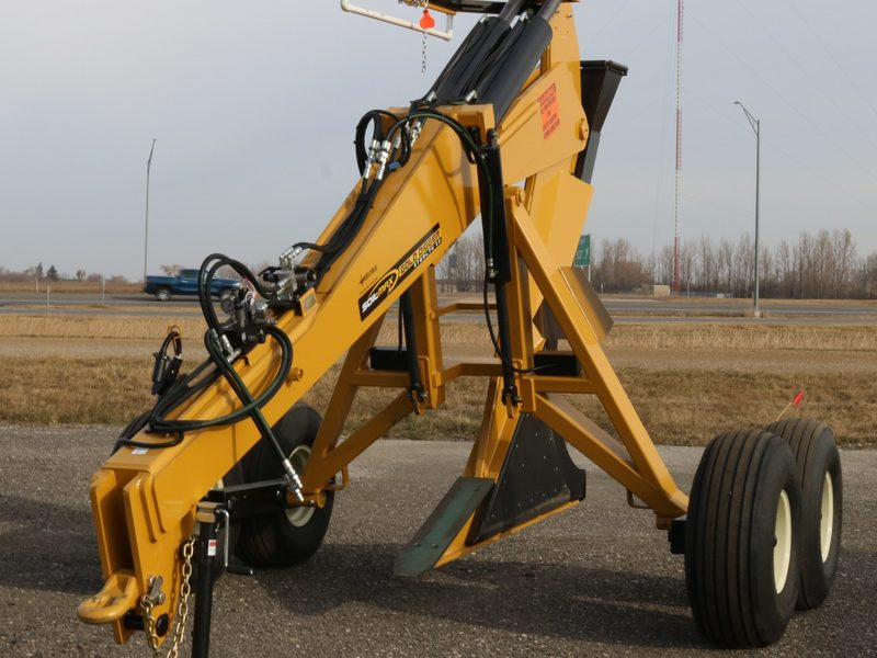 used soil max field drainage equipment
