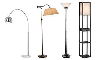 Different Types Of Floor Lamps Hollee Gritz