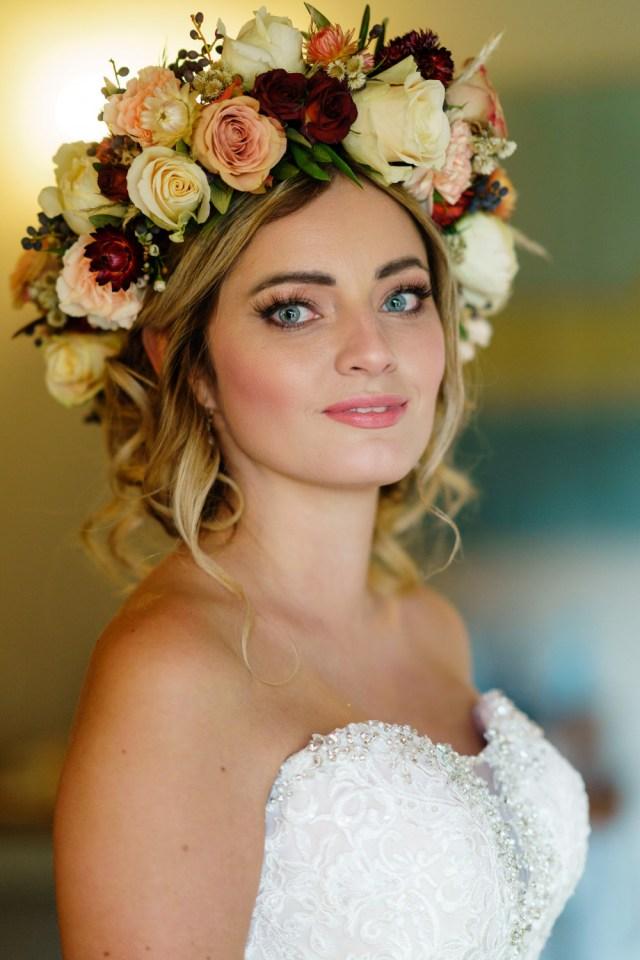 amazing face bridal hair & make up dorset portfolio image