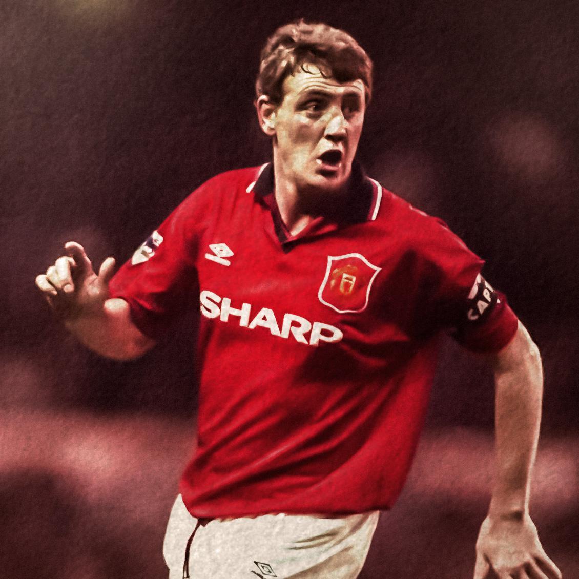 Steve Bruce | Man Utd Legends Profile | Manchester United