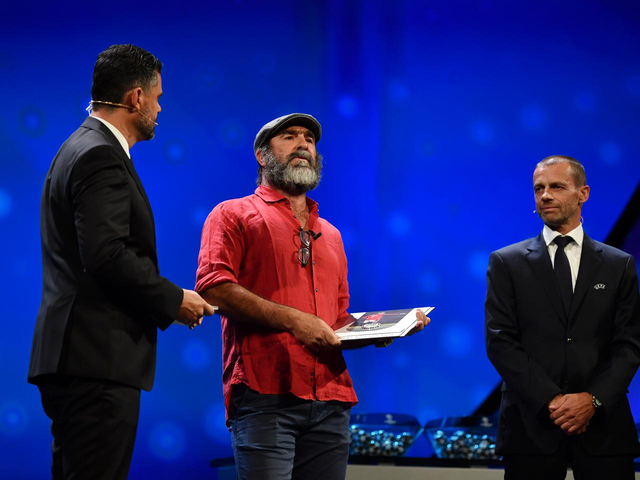 You can watch the video here:. The Inspiration Behind Cantona S Uefa Speech Manchester United