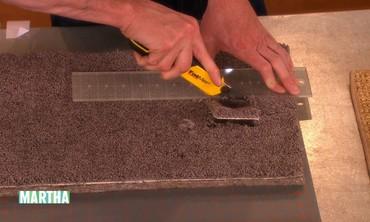 Video Carpet Repair How To Martha Stewart