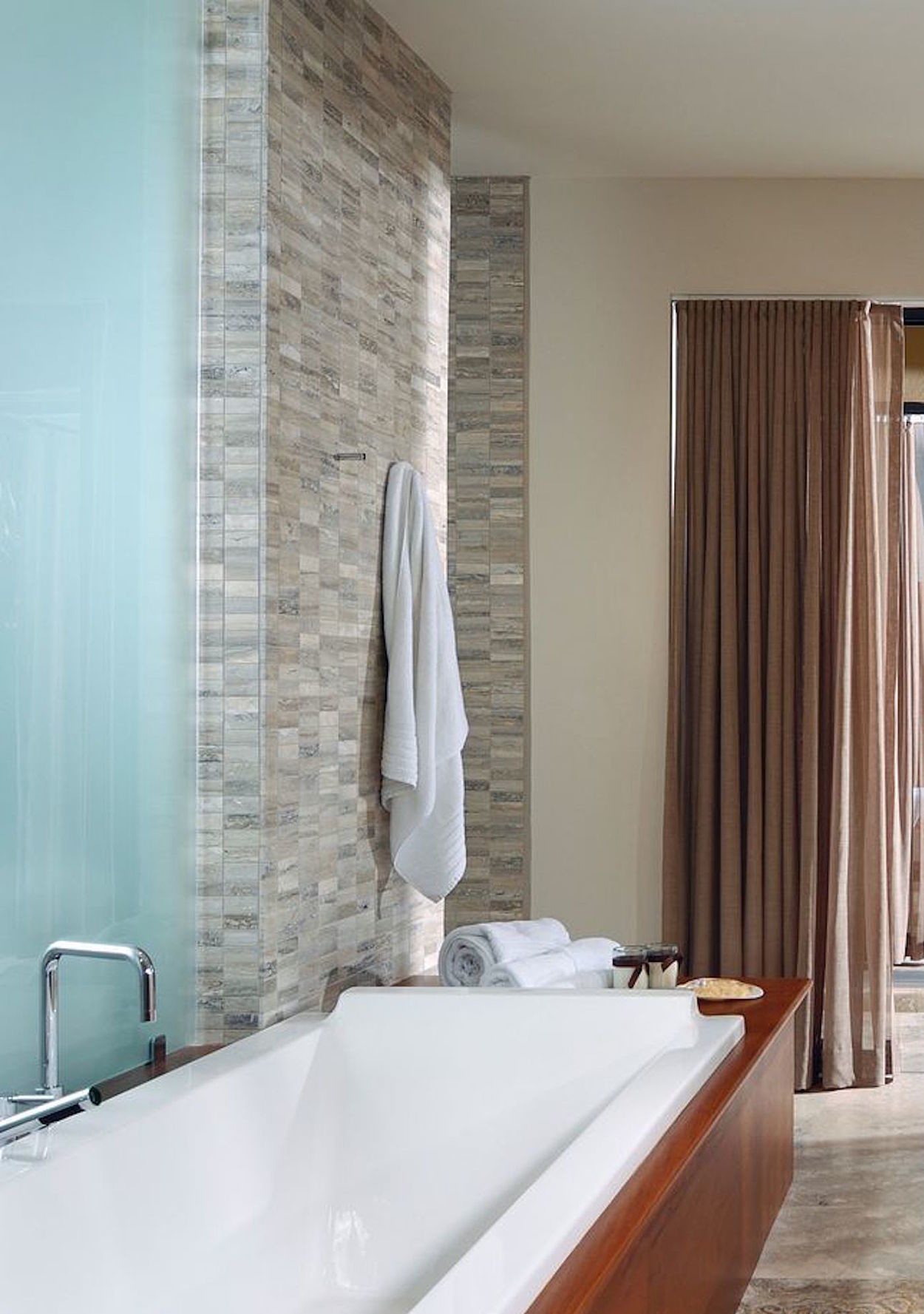 How To Turn Your Bathroom Into A Personal Home Spa Martha Stewart