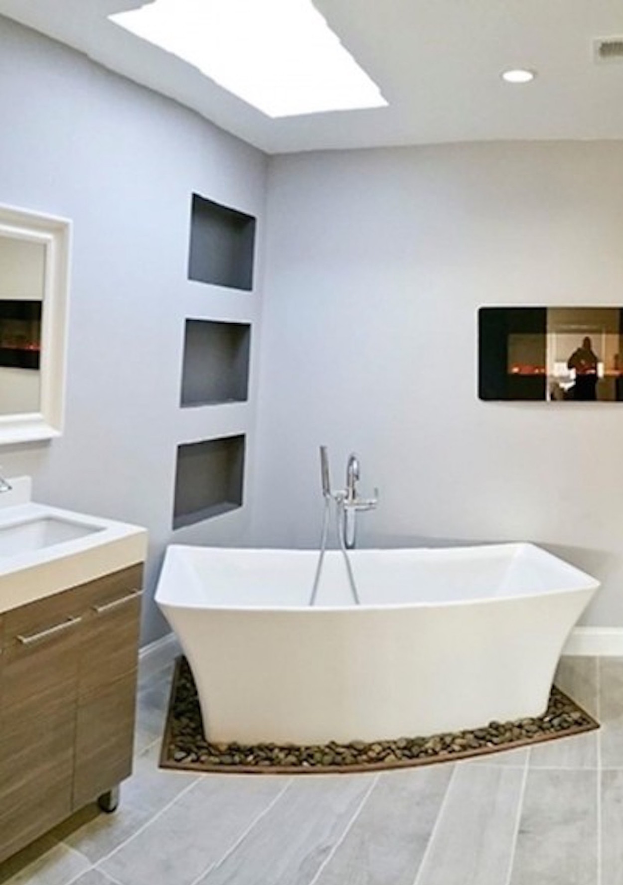 before & after: the best bathroom makeovers | martha stewart