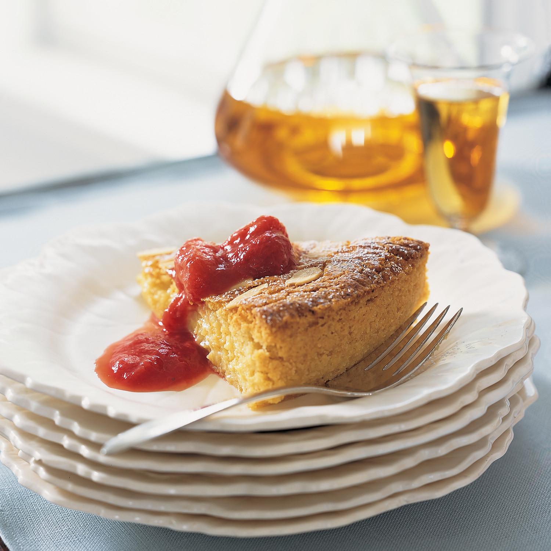 Easter Almond Cake