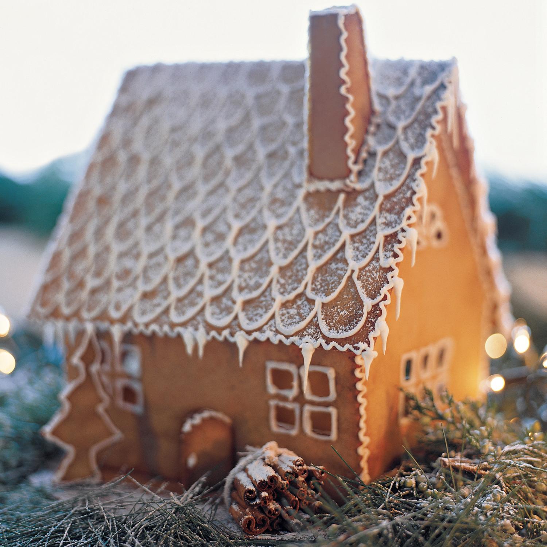 Swedish Gingerbread House Recipe Martha Stewart