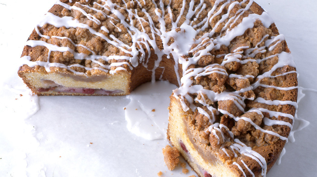 Crumb And Coffee Cake Recipes