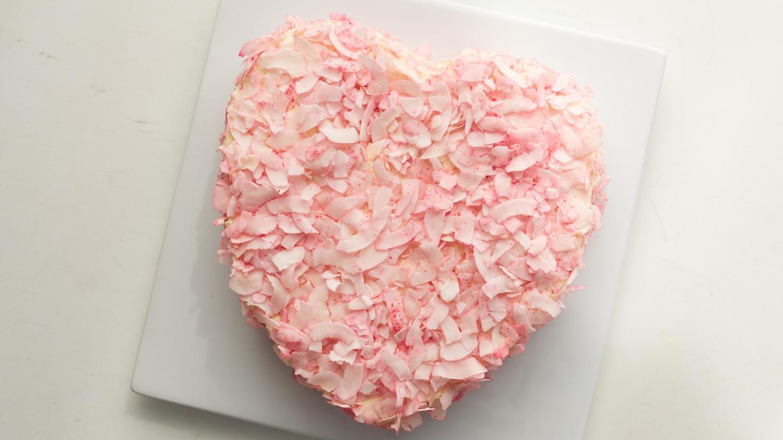 Alexis Heart Cake