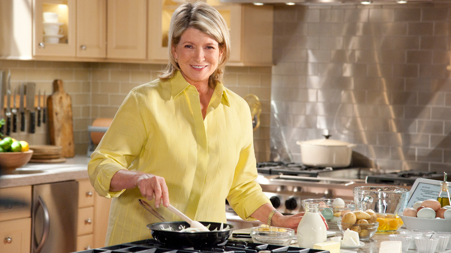 Video Highlights From Quot Martha Stewart S Cooking School