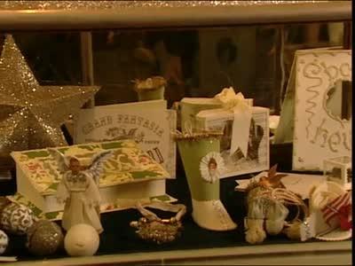 Video Vintage Paper Ornaments With Wendy Addison Martha Stewart