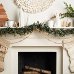 3 Gorgeous Ways To Decorate Your Mantel For Christmas Martha Stewart