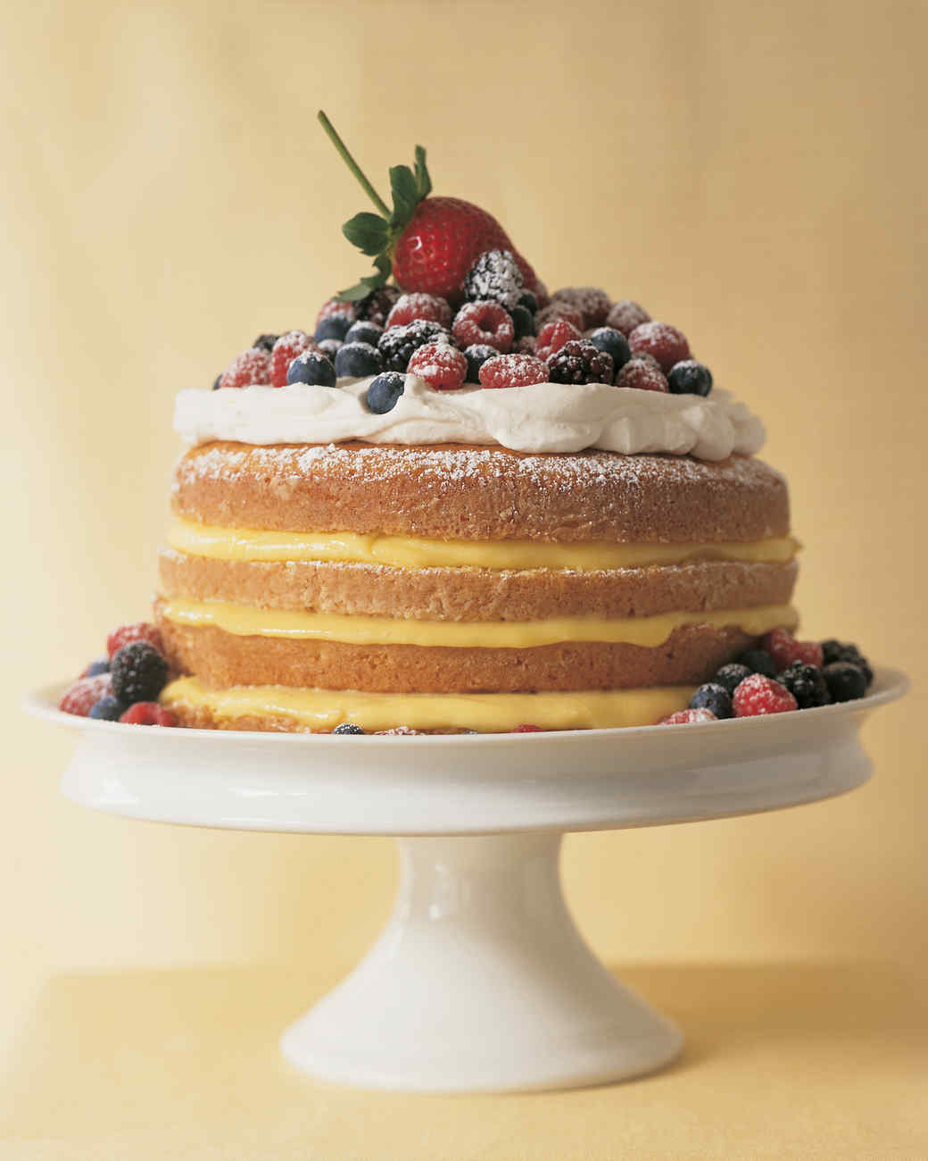 Lemon Cake Recipes Martha Stewart