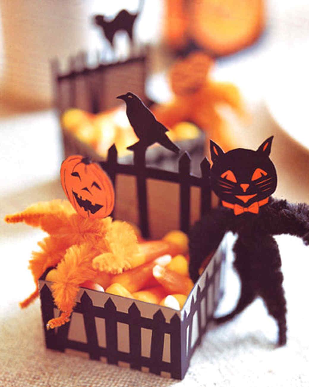 martha stewart halloween labels