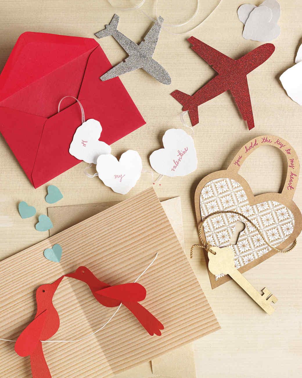 3 D Valentines Day Cards Martha Stewart
