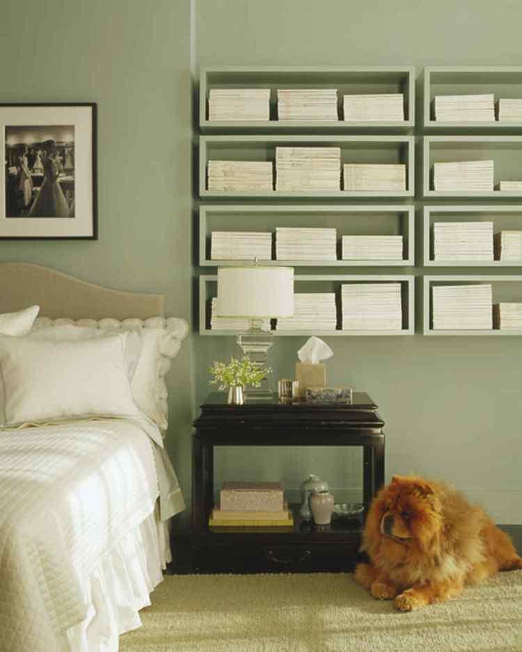 Home Architec Ideas Bedroom Design Green