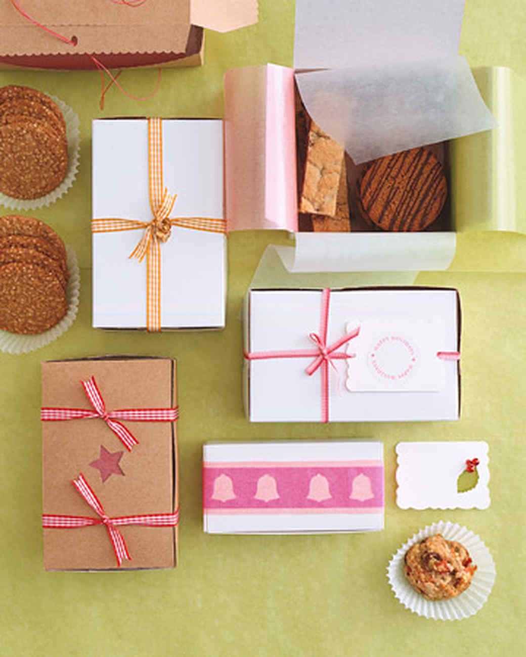 8 Steps To Hosting A Cookie Swap Martha Stewart