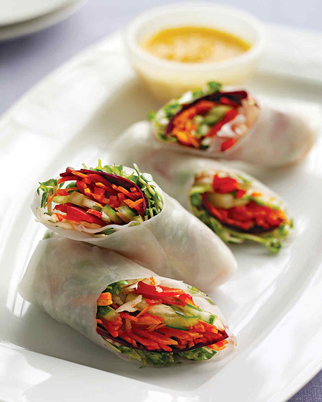 Vegan Appetizers | Martha Stewart