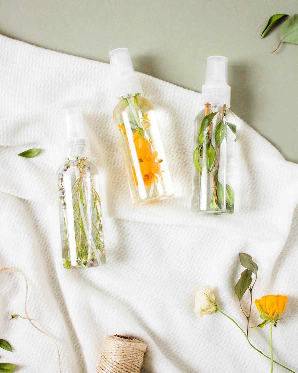 All Natural Room Spray With Essential Oils Martha Stewart