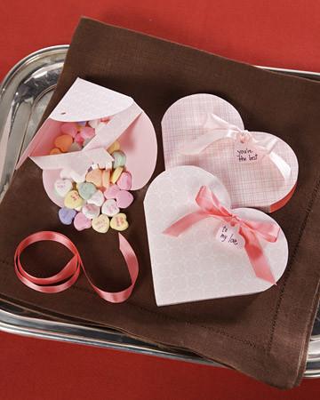 Valentines Day Treat Packaging Martha Stewart