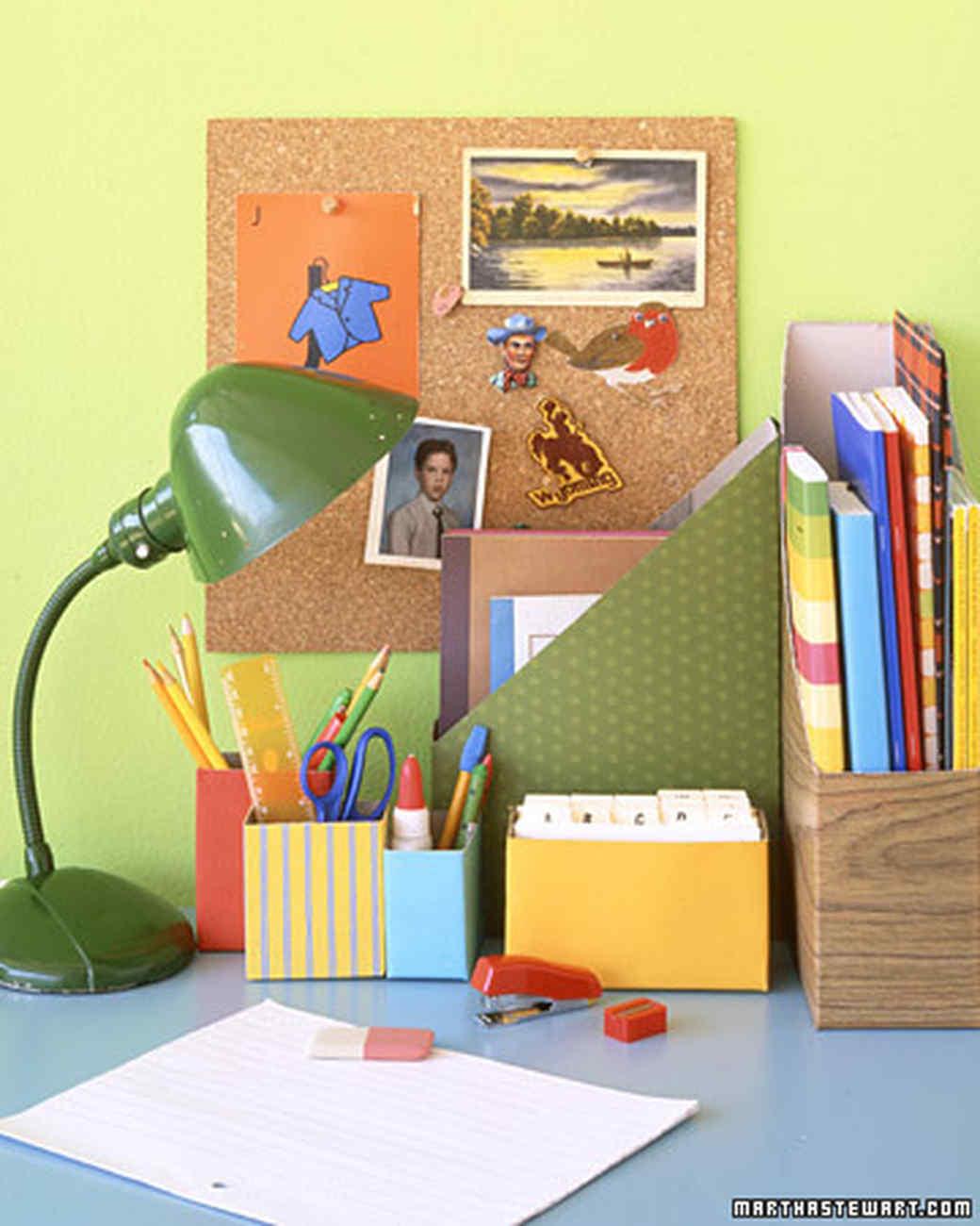 & Martha Stewart Organization Boxes