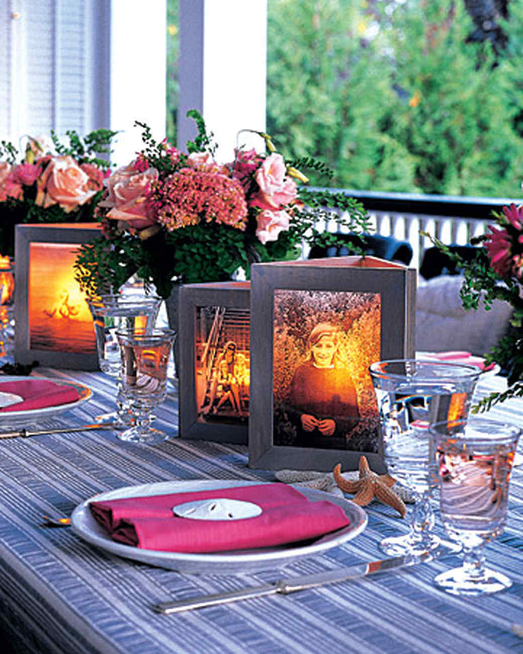Led Lights Centerpieces