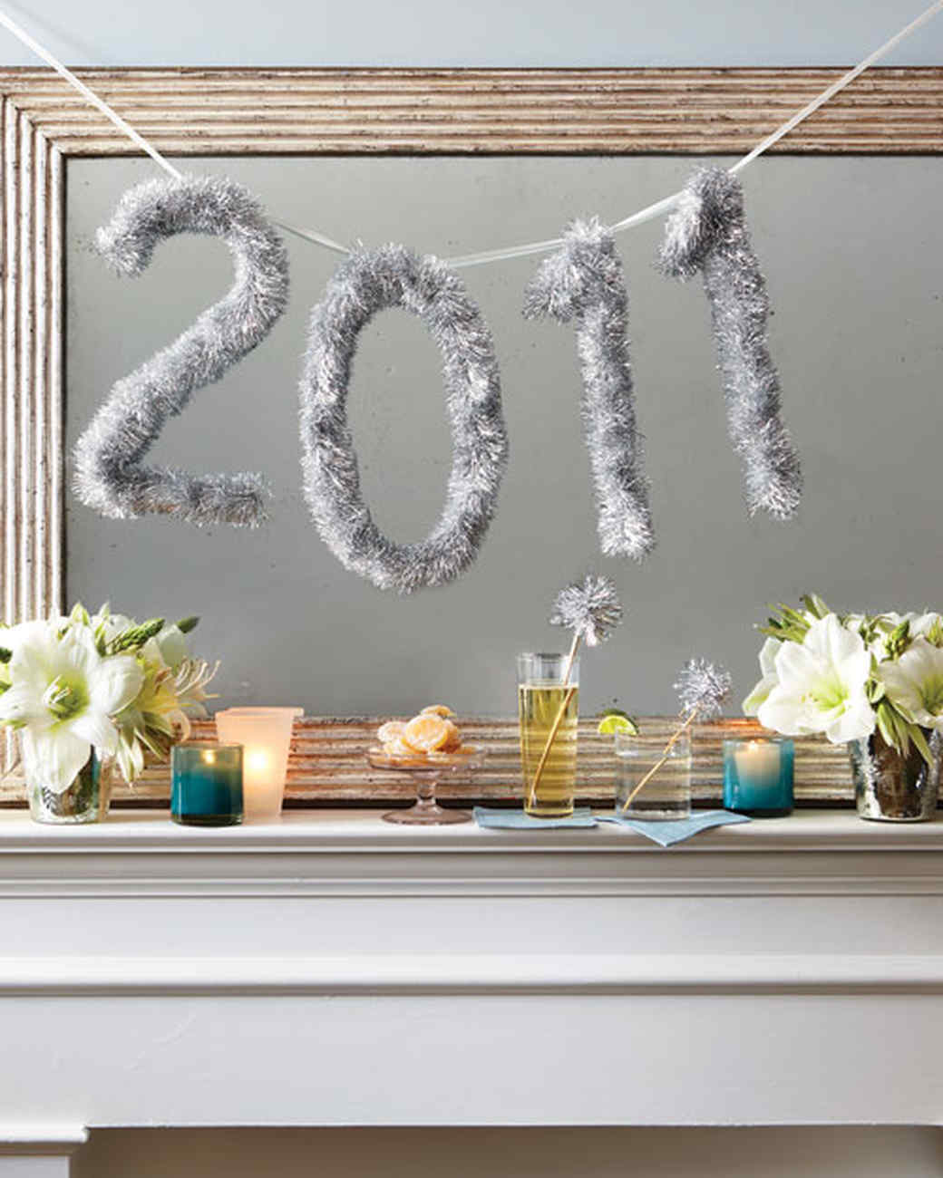 New Year Home Decor Ideas