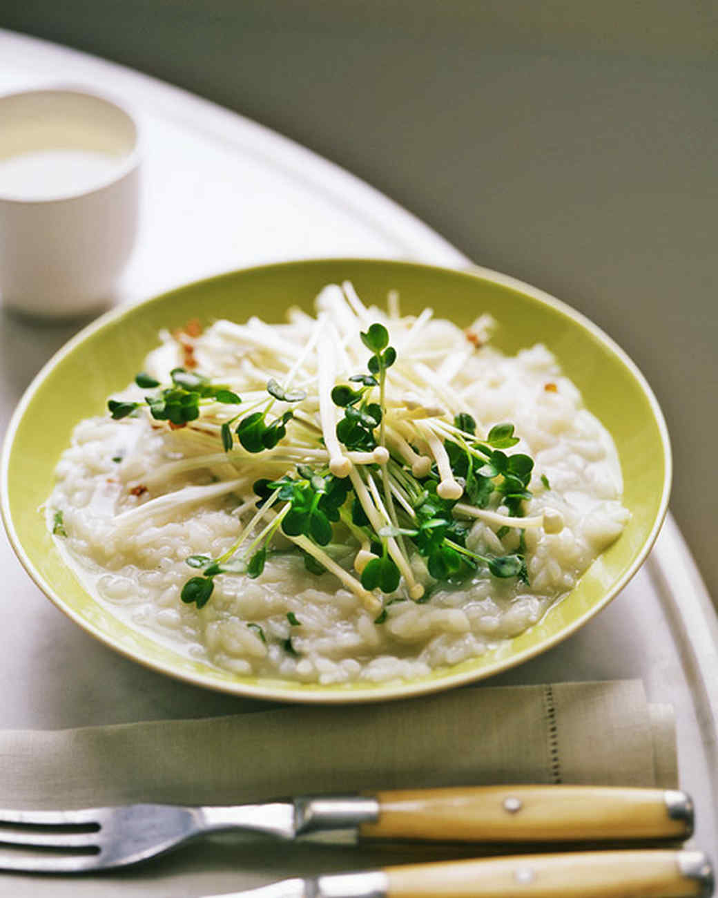 Martha Stewart's Japanese Risotto