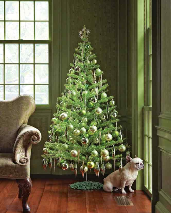 Astounding White Christmas Tree With Red Decorations 39 For Room Decorating Ideas