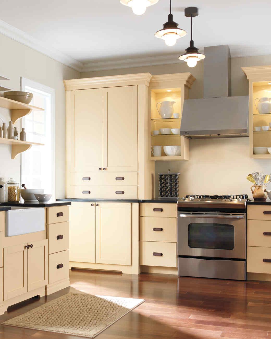Martha Stewart Living Kitchen Designs From The