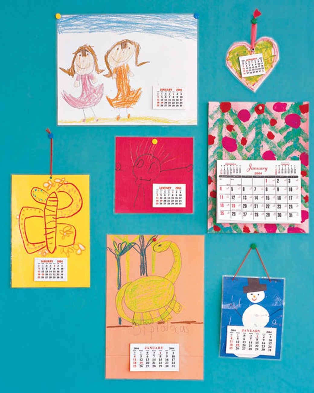 Image Result For Handmade Calendara
