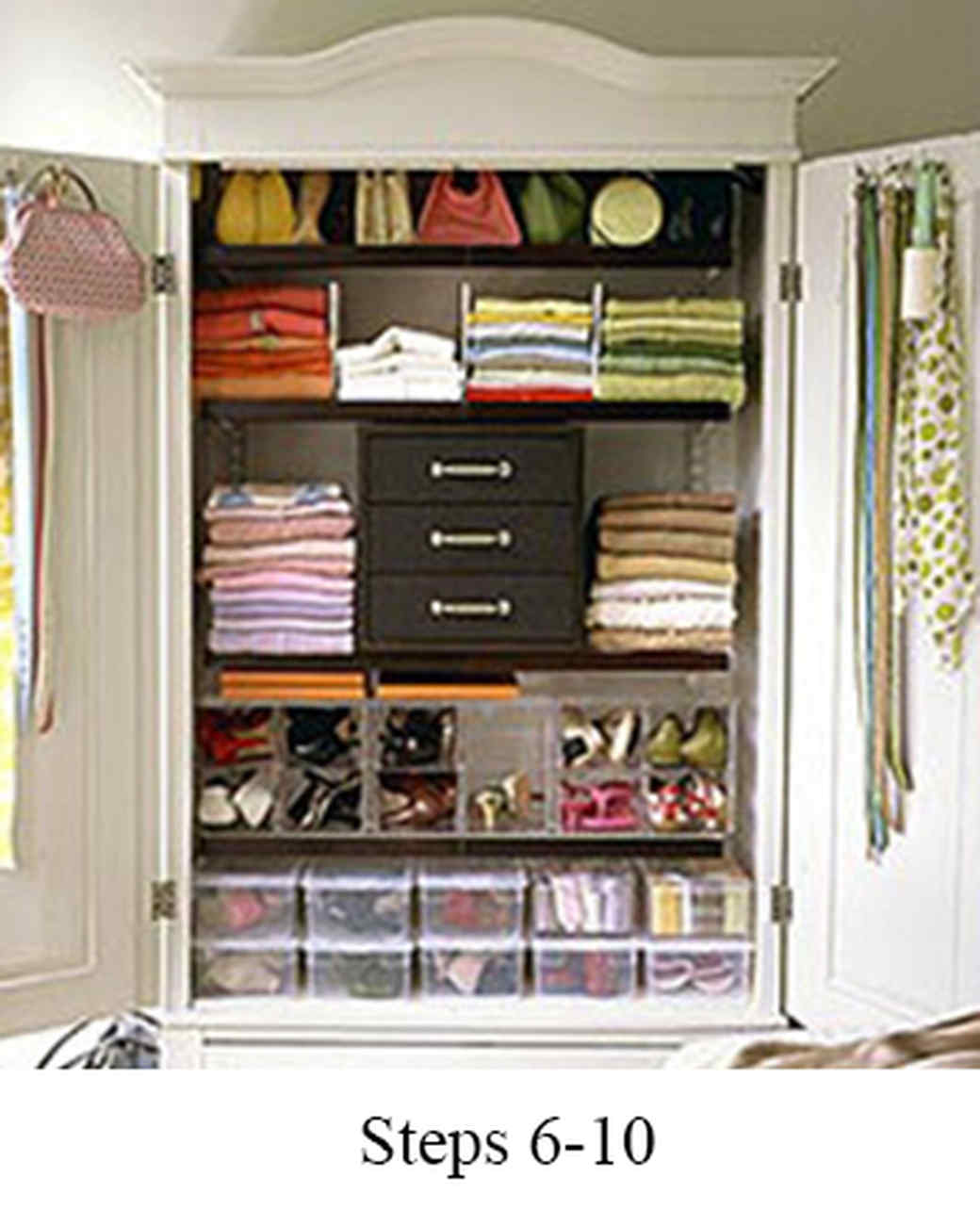 Outfitting Your Closet