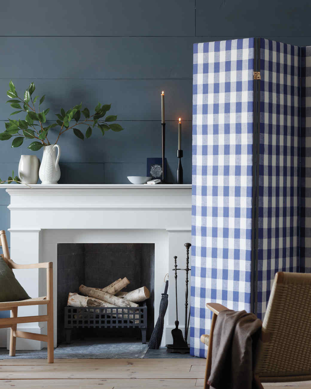 Gingham Ideas Martha Stewart