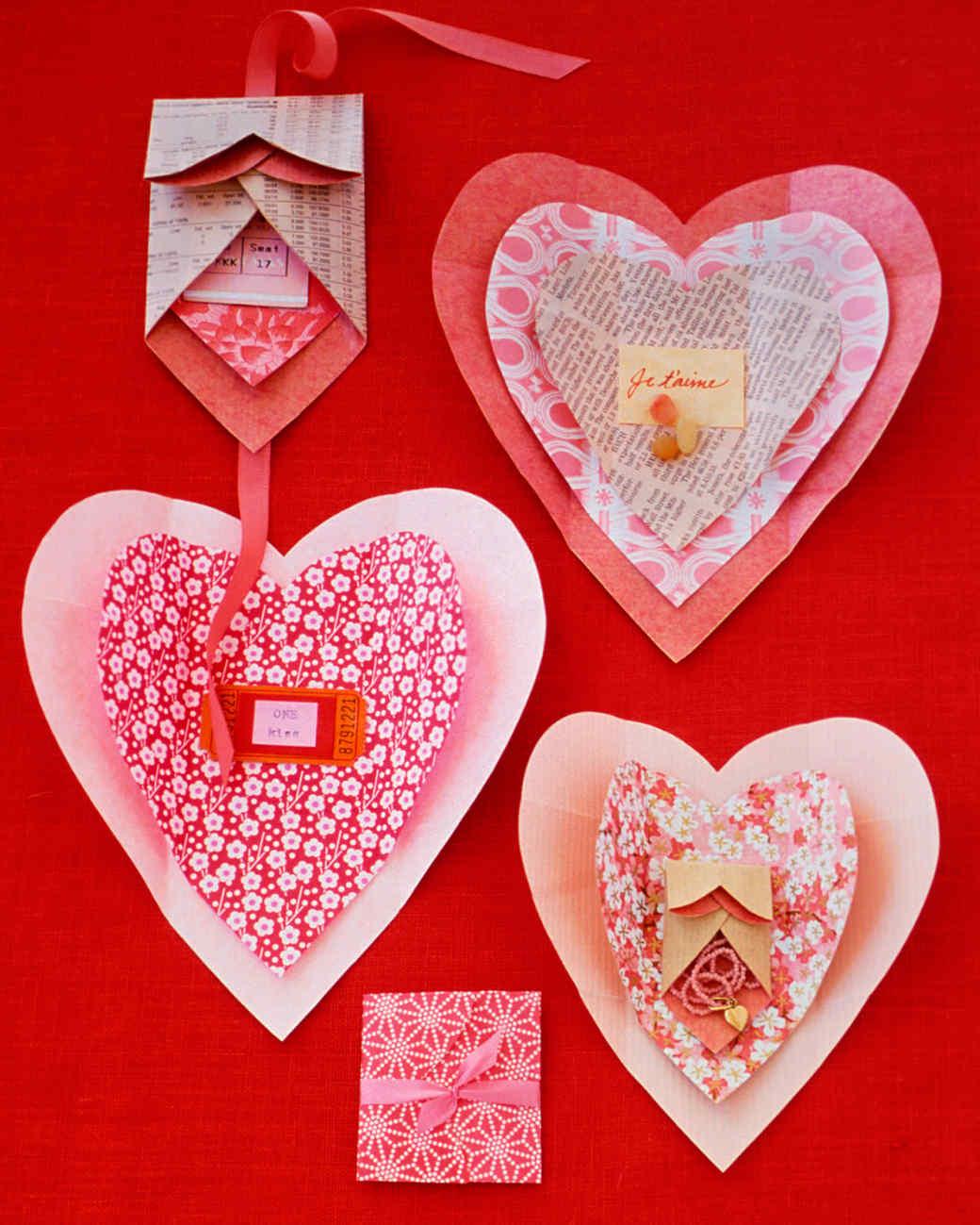 Kids Valentines Martha Stewart