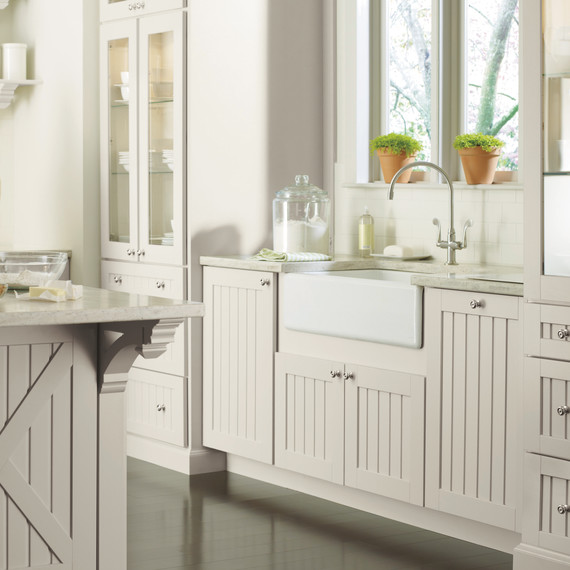 how to properly care for your kitchen cabinets | martha stewart
