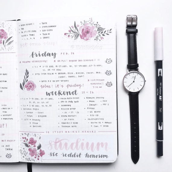 12 Bullet Journal Ideas Thatll Inspire You To Start One