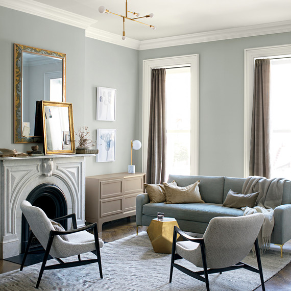 Behr Vs Sherwin Williams Interior Paint