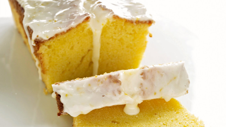 Meyer Lemon Pound Cake Recipe Amp Video Martha Stewart