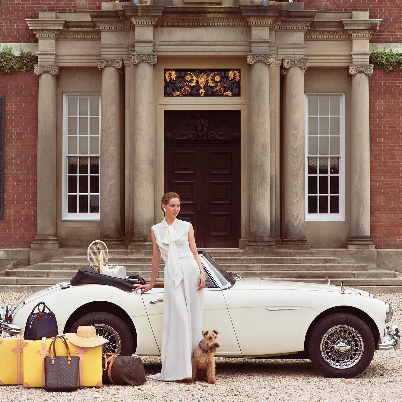 Great Gatsby Inspired Wedding Ideas Martha Stewart Weddings