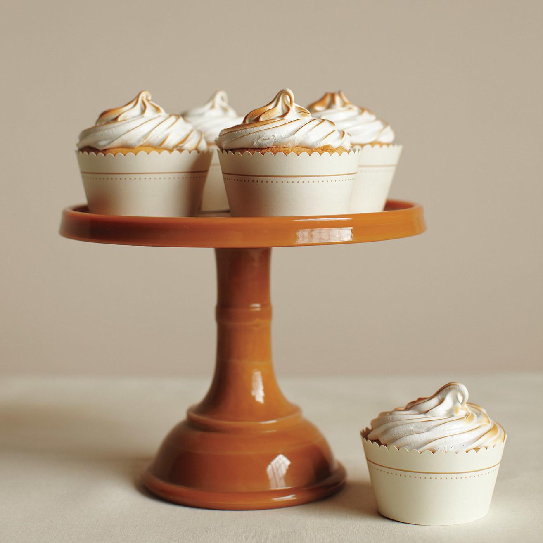 Custom Cupcake Wrappers Template And How To Martha Stewart Weddings