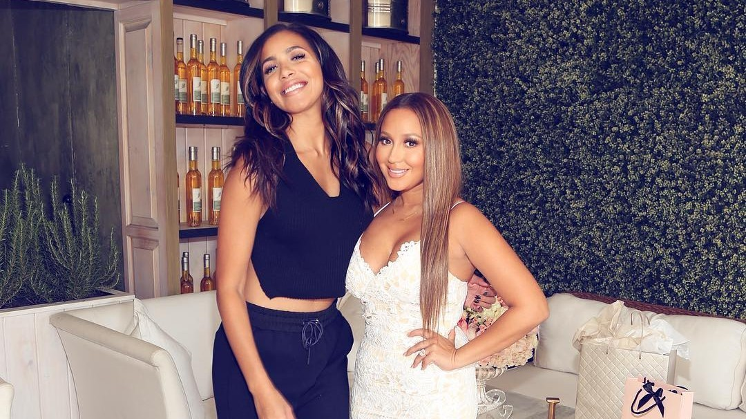 Adrienne Bailon Celebrates Her Wedding Shower With The