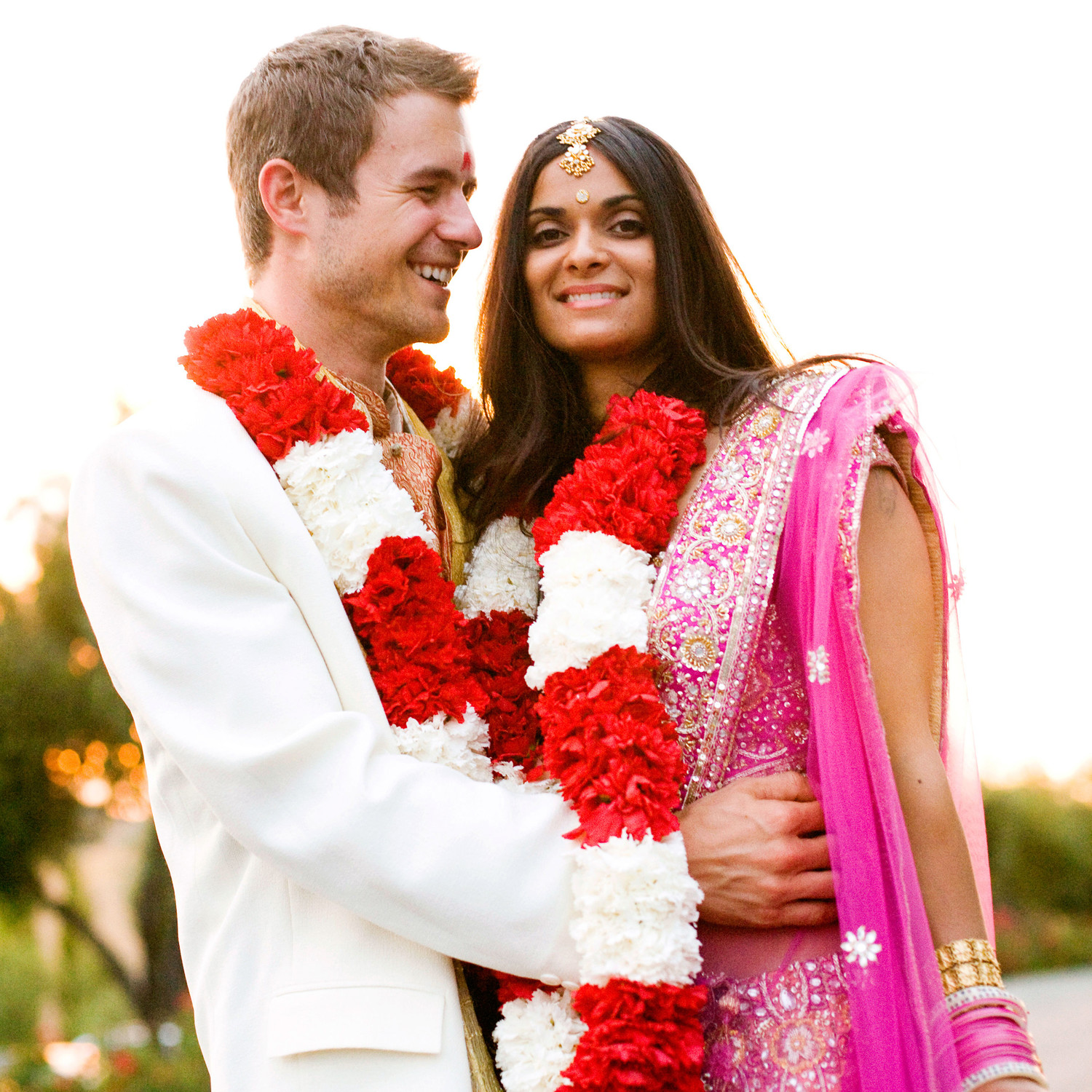A Vibrant Traditional Indian Destination Wedding In