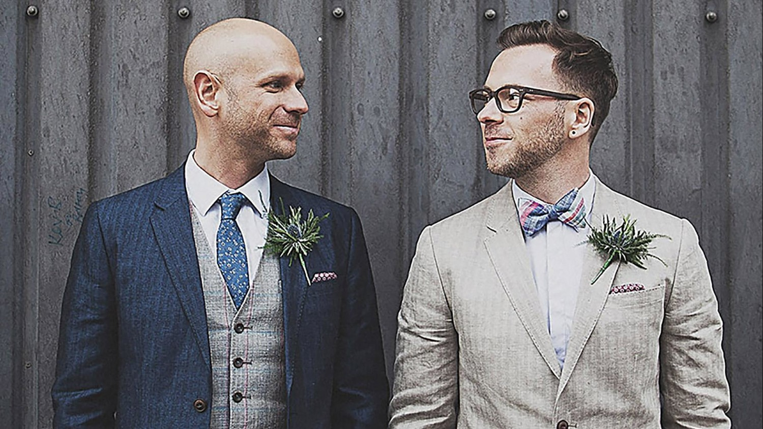 8 Tips For Suiting Up For A Same Sex Wedding Martha