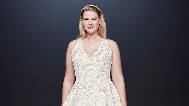 David's Bridal Fall 2019 Wedding Dress Collection