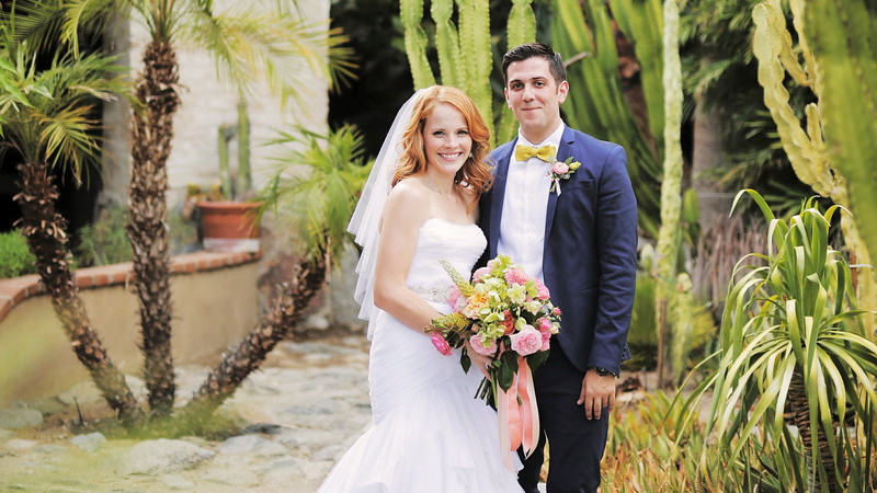 Katie Leclerc And Brian Habecosts Fun Palm Springs